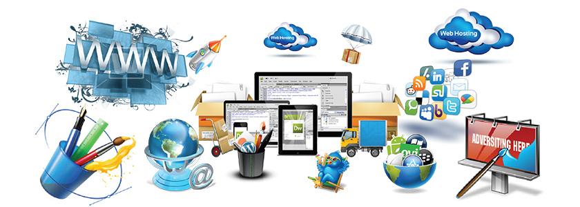 حلول المواقع الالكترونية